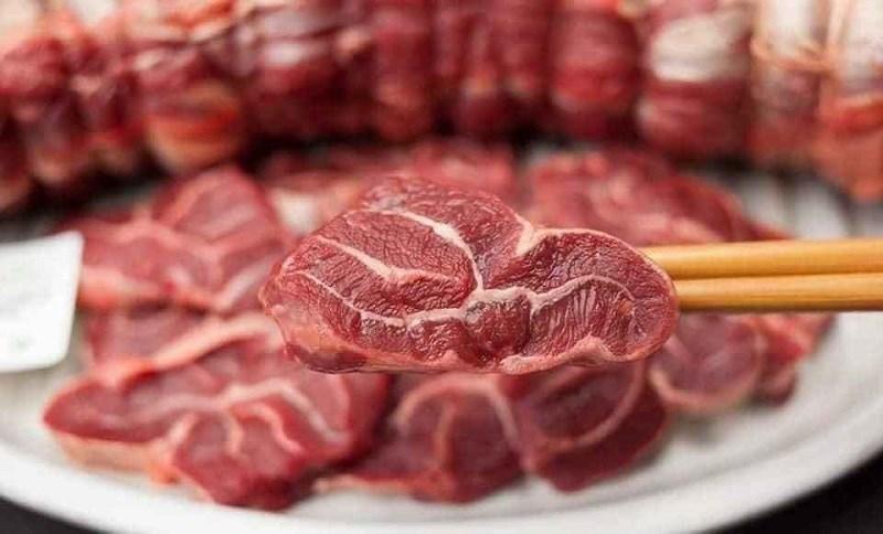 Các chọn thịt bò với từng cách chế biến