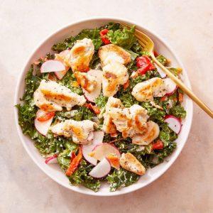 Cách làm salad gà Sài Gòn